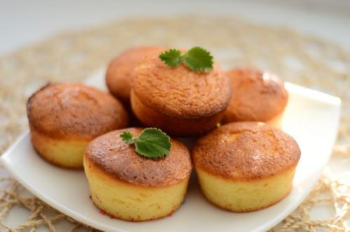 Кексы на кефире - 78 рецептов приготовления простых и вкусных с пошаговыми фото
