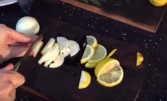 Сочная горбуша, запеченная в духовке
