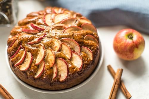 Классическая шарлотка с яблоками - рецепт пошаговый с фото