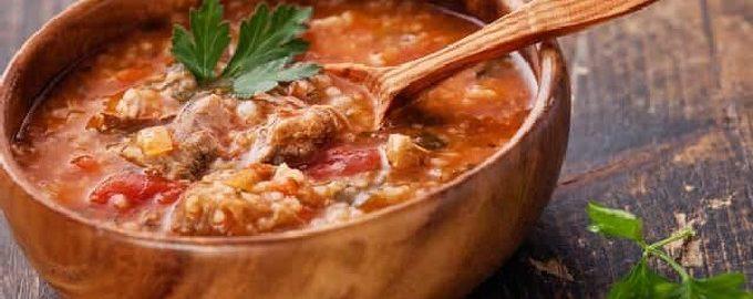 Классический суп харчо – 10 пошаговых рецептов с фото