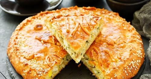 Пирог с капустой в духовке – 10 быстрых и вкусных рецептов с фото пошагово