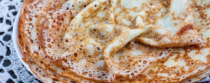 Тонкие блины на молоке с дырочками - 10 самых вкусных и простых рецептов с фото пошагово