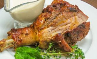 Рецепты блюд с голенью индейки