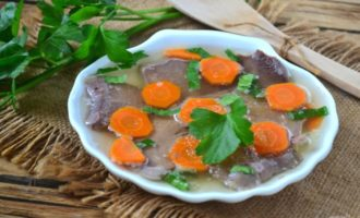 Заливное из свиного языка - 7 простых и вкусных рецептов пошагово с фото