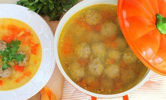 Как правильно приготовить фрикадельки для супа