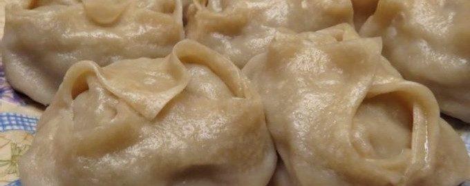 Манты - 10 рецептов приготовления с фото пошагово
