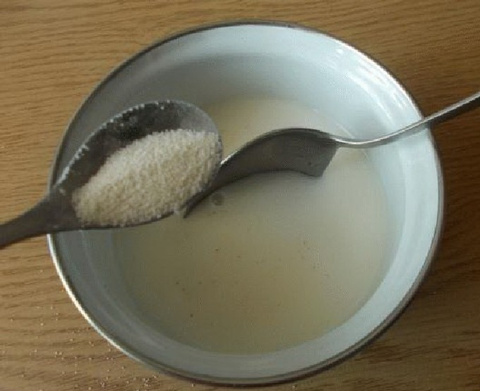 Кукурузная каша на молоке - рецепт на плите с пошаговыми фото
