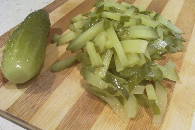 Салат Обжорка - топ рецептов с пошаговыми фото | Классический и самый лучший рецепт