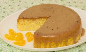 Шоколадный манник в мультиварке — рецепт с фото пошагово