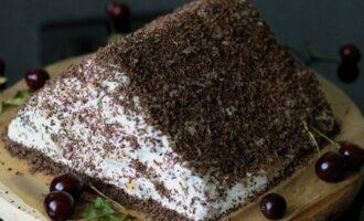 Торт Монастырская изба с вишней - лучшие рецепты десерта из разного теста и с сочной начинкой - БУДЕТ ВКУСНО! - медиаплатформа МирТесен