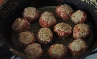 Паста с фрикадельками в томатном соусе - пошаговый рецепт с фото на Повар.ру